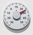 2014-07-24 Außenthermometer (2012) von Michael Sailstorfer IMG 5656.jpg