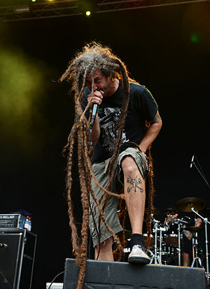 Shadows Fall - Brian Fair, 2014