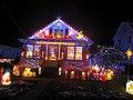2014 Bill Spencer's Christmas Lights - panoramio (3).jpg