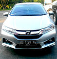 2014 Honda City in Palembang.JPG