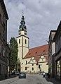 2014 Kościół św. Michała Archanioła w Bystrzycy Kłodzkiej 02.JPG