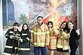 2015년 11월 서울특별시 동작구 보라매안전체험관 호주 소방관 Dominic Wong 방문 IMG 3891.JPG
