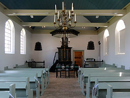 Interieur Enserkerk