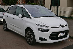 Compact MPV - Citroën C4 Picasso II