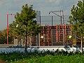 2015 London-Woolwich, Waterfront development 18.JPG