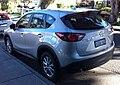 2015 Mazda CX-5 (KE Series 2) Maxx Sport AWD wagon (2015-08-14) 02.jpg