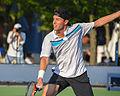 2015 US Open Tennis - Qualies - Jose Hernandez-Fernandez (DOM) def. Jonathan Eysseric (FRA) (20344704083).jpg