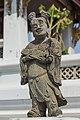 2016 Bangkok, Dystrykt Phra Nakhon, Wat Suthat (28).jpg