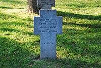 2017-09-28 GuentherZ Wien11 Zentralfriedhof Gruppe97 Soldatenfriedhof Wien (Zweiter Weltkrieg) (089).jpg