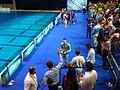 2017 European Diving Championships - 3m Springboard Synchro Men - Awarding Ceremony 05.jpg