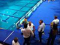 2017 European Diving Championships - 3m Springboard Synchro Men - Awarding Ceremony 06.jpg