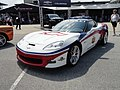 2017 Indianapolis 500 Chevrolet Corral - Corvette pace car 2006.jpg
