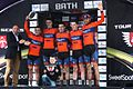 2017 Tour Series, Bath - southern guest team champions Richardsons Trek Cycling.JPG