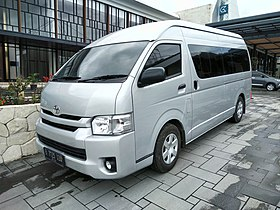 Ambulance For Sale >> Toyota HiAce - Wikipedia