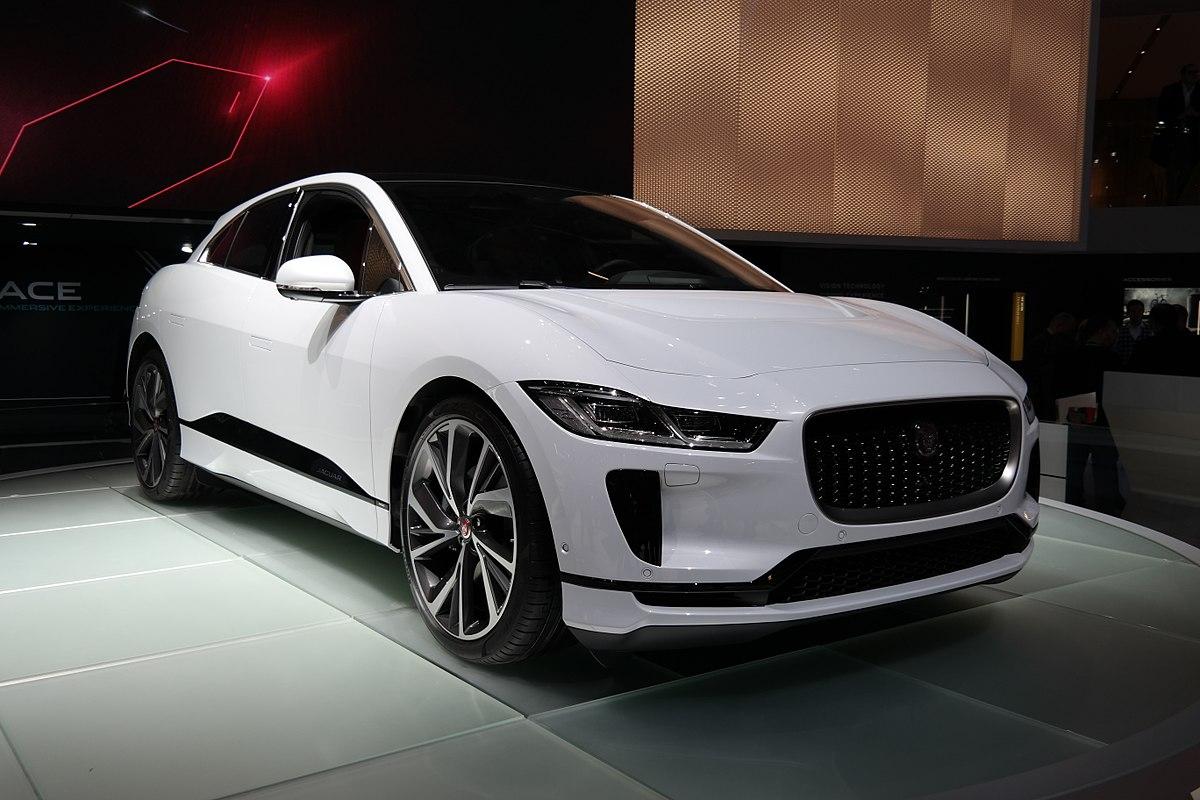3 Wheel Car >> Jaguar I-Pace - Wikipedia