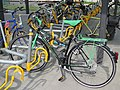 2018-06-19 (140) Puch Spillo bicycle at Bahnhof Herzogenburg.jpg