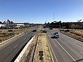 2019-10-18 15 29 32 View south along Virginia State Route 234 Business (Sudley Road) from the overpass for Interstate 66 (Shenandoah Freeway) in Groveton, Prince William County, Virginia.jpg