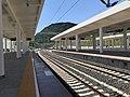 201908 Sichuan-Tibet Railway Extension from Ya'an Station.jpg