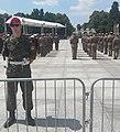 2019 - Piłsudski Square during a governmental ceremony.jpg