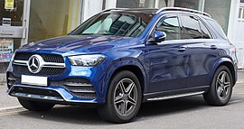 2019 Mercedes-Benz GLE 450 AMG Line Premium+ 4MATIC 3.0 Front.jpg