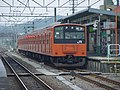 201 series set 9 Komagawa Station 20030826.jpg