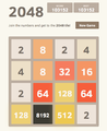 2048 game with 8192 tile.png