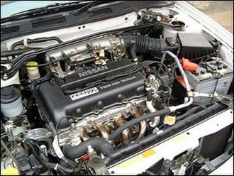 Nissan SR engine - SR20VE