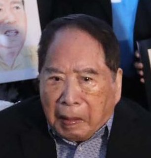 Henry Sy Filipino business magnate