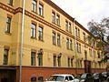 221. St. Petersburg. Residential town workers of the plant Ludwig Nobel. Housing 12.jpg