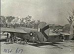 24 Squadron RAAF Liberator at Fenton NT 1944 AWM NWA0617.jpg