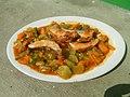 2839Home cooking of ginisang sayote, ampalaya and carrots 58.jpg