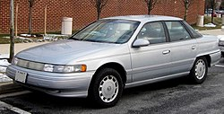 Mercury Sable Sedan (1991–1995)