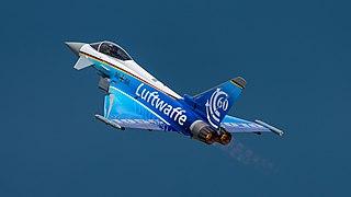 Eurojet EJ200 Military low bypass turbofan