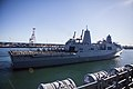 31st MEU Marines man the rails aboard the USS Bonhomme Richard (LHD-6) 150625-M-CX588-167.jpg
