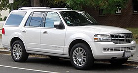 Image illustrative de l'article Lincoln Navigator