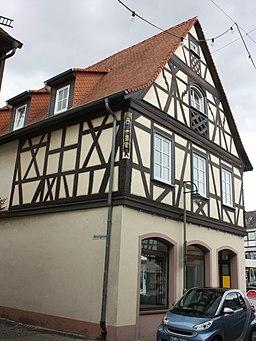 Mainzer Straße in Hochheim am Main