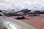 460th Tactical Reconnaissance Wing EC-47 ECW Aircraft.jpg
