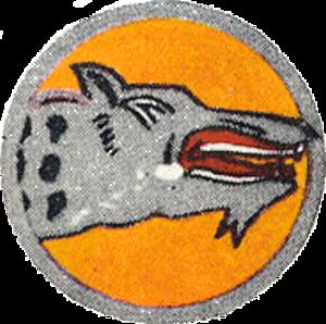 49th Aero Squadron - Image: 49th Bombardment Squadron emblem