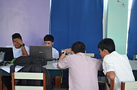 5th Waray Wikipedia Edit-a-thon 13.JPG