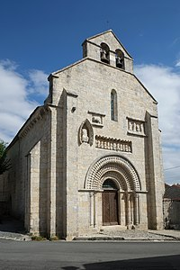670 - Eglise Notre-Dame de l'Assomption - Fontaine Chalendray.jpg
