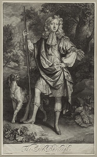 John Cecil, 6th Earl of Exeter - Exeter