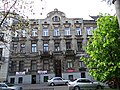 704847 Kraków Piłsudskiego 30 kamienica 1.JPG