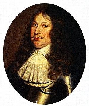 William Keith, 7th Earl Marischal - The Earl Marischal.