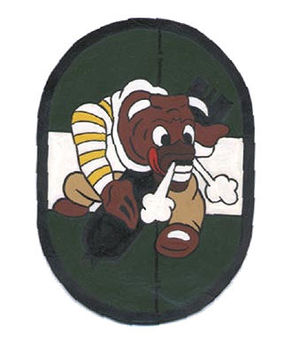 855th Bombardment Squadron - Emblem of the 855th Bombardment Squadron
