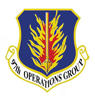Altus Air Force Base - Image: 97th Operations Group Emblem