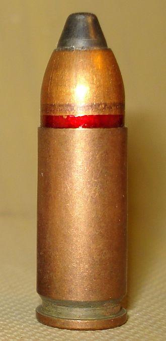 9×21mm Gyurza - 9x21 RG054 cartridge - the predecessor of SP10.