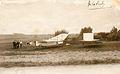 Aéroplane de la Vaulx Tatin, en 1910 (unique vol) (à Saint-Cyr ) Tirage de l'époque par Rol et cie.jpg