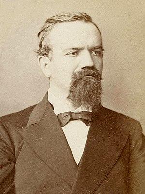 Titu Maiorescu - Titu Maiorescu in 1882