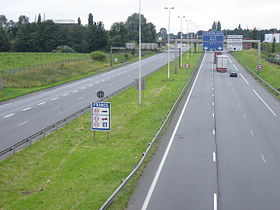 Image illustrative de l'article Autoroute A22 (France)