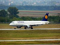 D-AIQA - A320 - Lufthansa